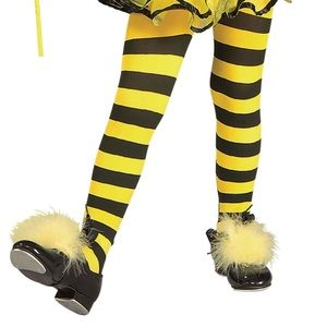 Child/Toddler Bumblebee Tights